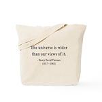 Henry David Thoreau 31 Tote Bag