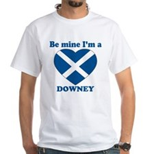 Downey, Valentine's Day Shirt