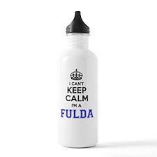 Funny Fulda Water Bottle