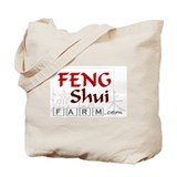 FengShuiFarm.com logo tote