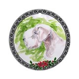 Sealyham Terrier Ornament (Round)