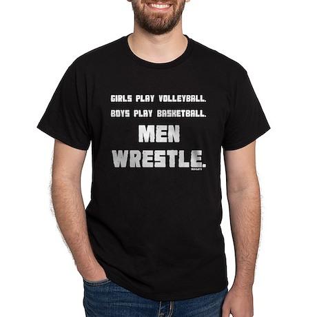 MEN WRESTLE T-Shirt