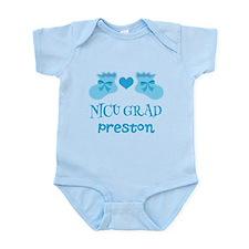NICU Grad Personalized Baby Boy Body Suit