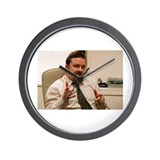 Cute Brent Wall Clock