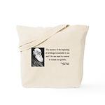 Charles Darwin 7 Tote Bag