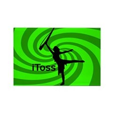 iToss Rectangle Magnet (10 pack)