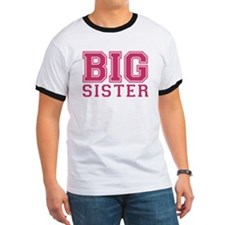 ADULT SIZES big sister varsity T