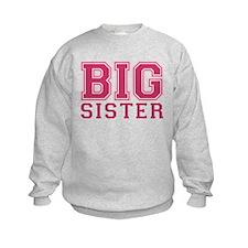 big sister varsity Sweatshirt