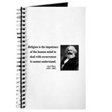 Karl Marx 2 Journal