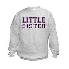 little sister varsity Sweatshirt