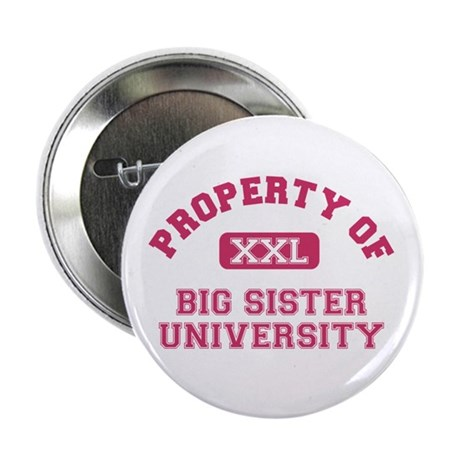 big sister varsity Button