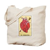 Cute Loteria Tote Bag