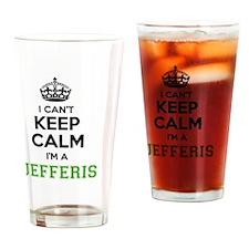 Unique Jeffery Drinking Glass