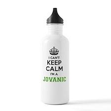 Jovan Water Bottle