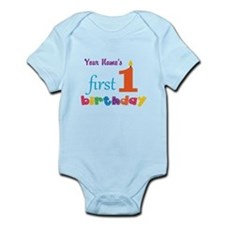 First Birthday - Personalized Onesie