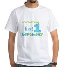 First Birthday - Personalized Shirt
