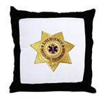 E.M.T. Throw Pillow