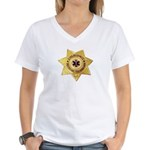 E.M.T. Women's V-Neck T-Shirt