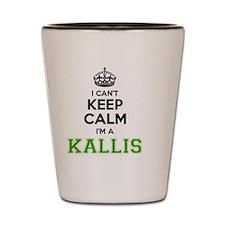 Cool Kallie Shot Glass