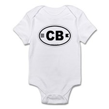 Carolina Beach Infant Bodysuit