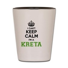 Unique Kreta Shot Glass