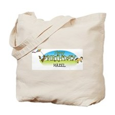 Happy B-Day Hazel (farm) Tote Bag