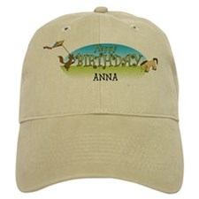 Happy B-Day Anna (farm) Baseball Cap