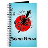Squid Ninja Journal