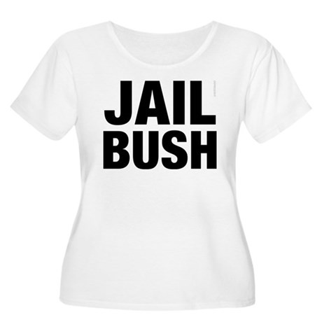 Jail Bush Plus Size Scoop Neck Shirt
