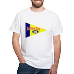 Old Mens Club White T-Shirt