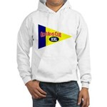 Old Mens Club Hooded Sweatshirt