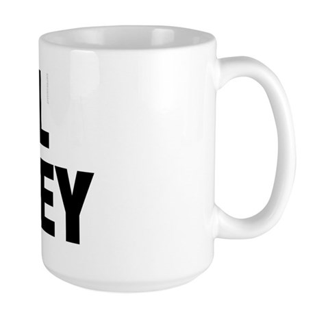 Jail Cheney Large Mug