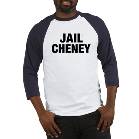 Jail Cheney Baseball Jersey