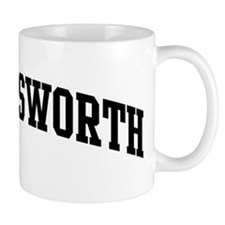 HOLLINGSWORTH (curve-black) Coffee Mug
