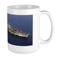 USS Kitty Hawk CV 63 Mug US Navy Gift