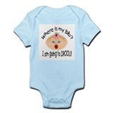 Where is my Bib? Infant Bodysuit