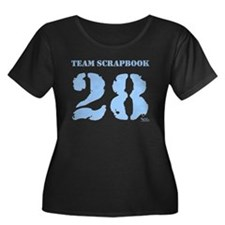 Team Scrapbook {blue} T