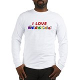 I love reading Long Sleeve T-Shirt