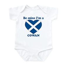Cowan, Valentine's Day Infant Bodysuit