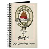 MacNeil Badge Journal