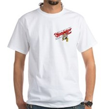 Weisenheimer Beer t-shirt (White small logo)
