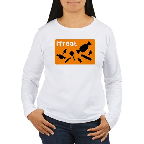 iTreat Women's Long Sleeve T-Shirt