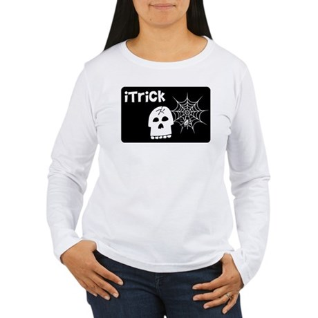 iTrick Women's Long Sleeve T-Shirt
