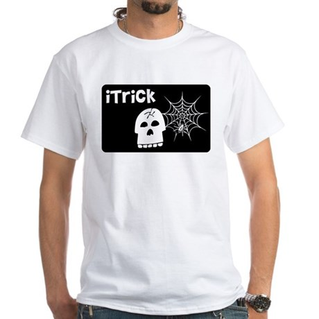 iTrick White T-Shirt