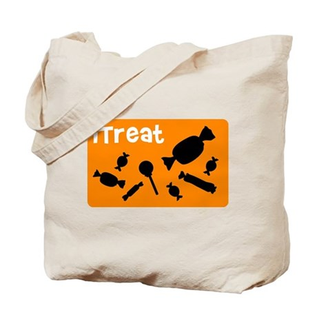 iTreat Trick or Treat Bag