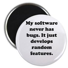 """My Software 2.25"""" Magnet (100 pack)"""