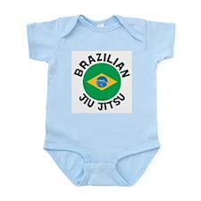 Brazilian Jiu-Jitsu Infant Creeper