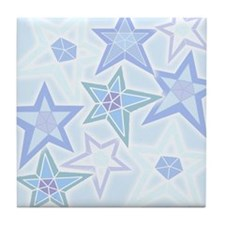 Starry Starry Night Tile Coaster