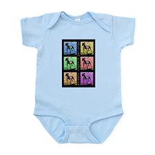 Color Bull 2 Infant Creeper