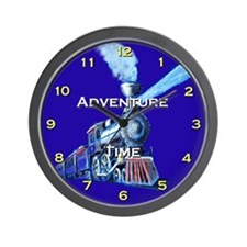 Funny Adventure time Wall Clock